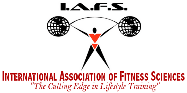 IAFS Polo Shirt - IAFS: International Association of Fitness Sciences
