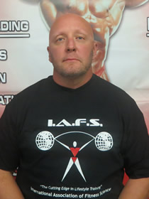 Certified Trainer Kevin Mills