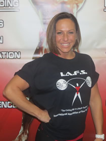Certified Trainer Melissa Hargrove