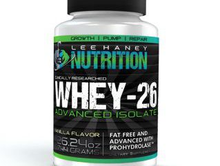"""Whey"" Too Good!"