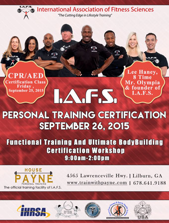 Functional Training and Ultimate Bodybuilding Workshop